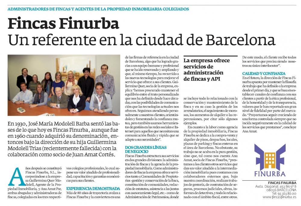 Fincas finurba administradores de fincas en barcelona - Administradores de fincas en barcelona ...
